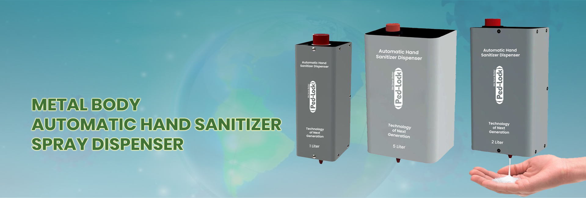 Sanitization Booth, Automatic Sanitizer Dispenser Supplier